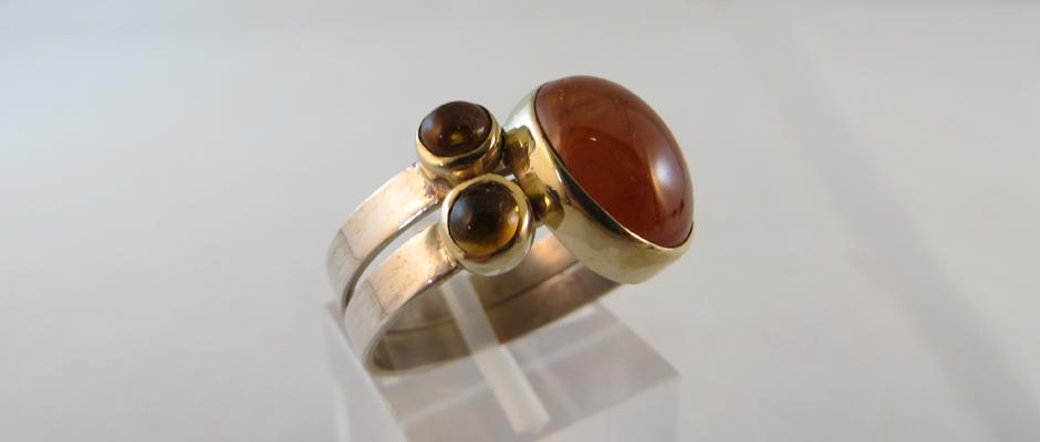 ring-zilver-goud-granaat-citrien-04