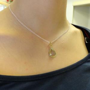 hanger-zilver-goud-opaal-druppel-004