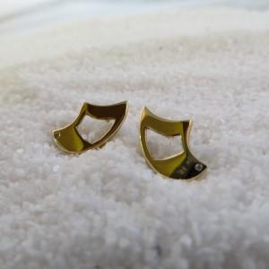 oorbellen-goud-diamant-vormpje-002
