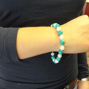 armband-turkoois-witte-agaat-003