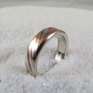 Ring Mokume-Gane 3