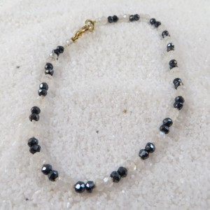 Armband Spinel Veldspaat