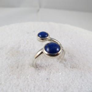 Ring Zilver Lapis Lazuli